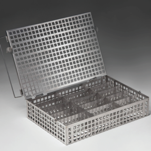 Deluxe Stackable Cassette Baskets