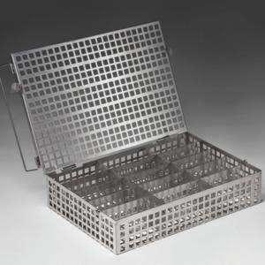 Deluxe Stackable Cassette Baskets